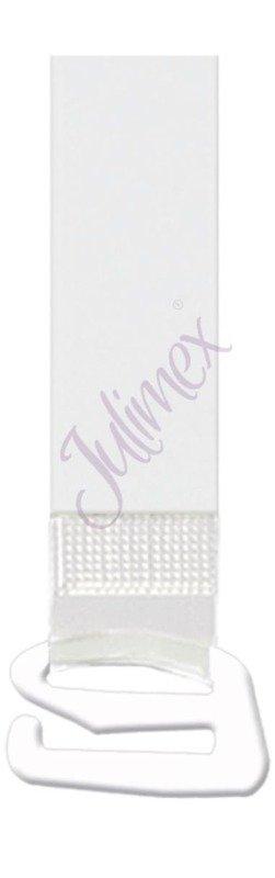 Ramiączka silikonowe metal 18 mm
